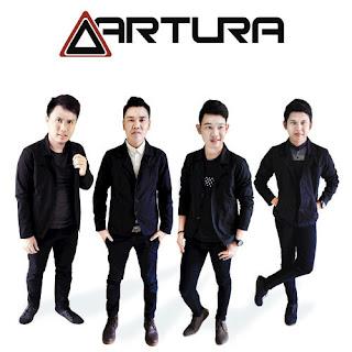Lirik Lagu Artura - Maaf - Album Terus Semangat