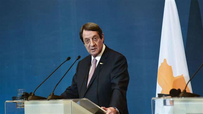 Cypriot President Nicos Anastasiades seeks peace deal in Switzerland
