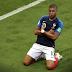 Goles - Francia 4-3 Argentina