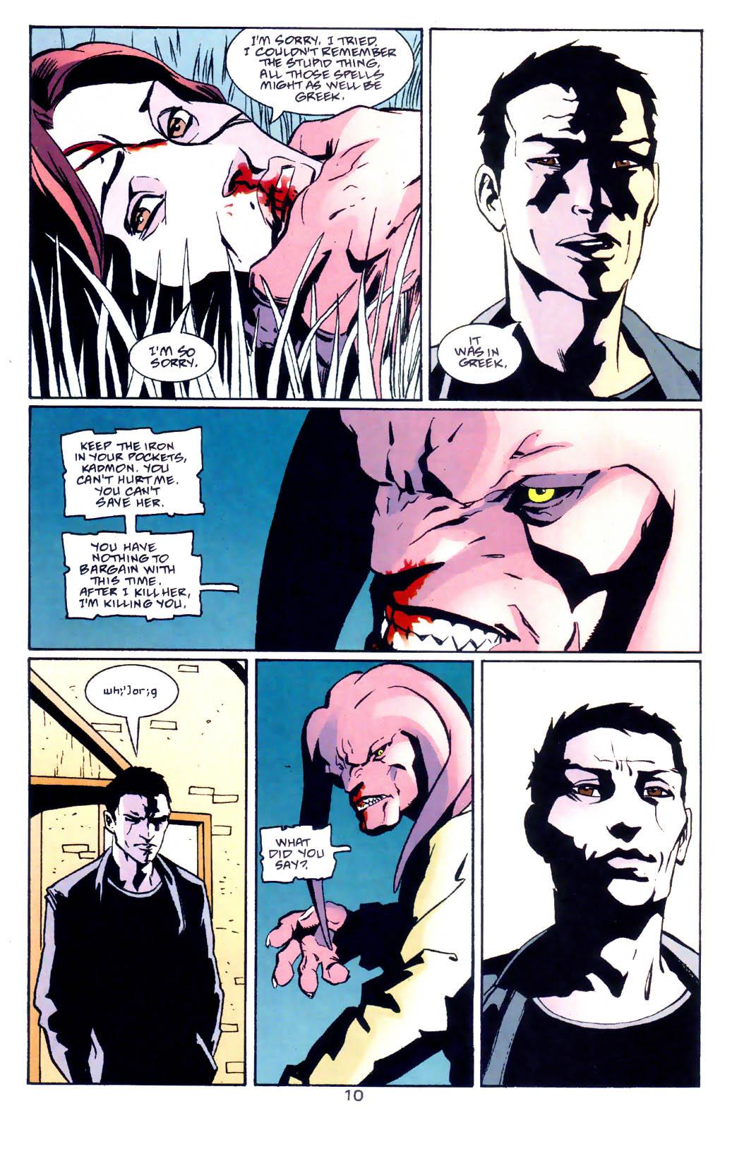 Read online Midnight, Mass comic -  Issue #3 - 11