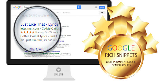 Like Button + Google Rich Snippets = Traffic Boost