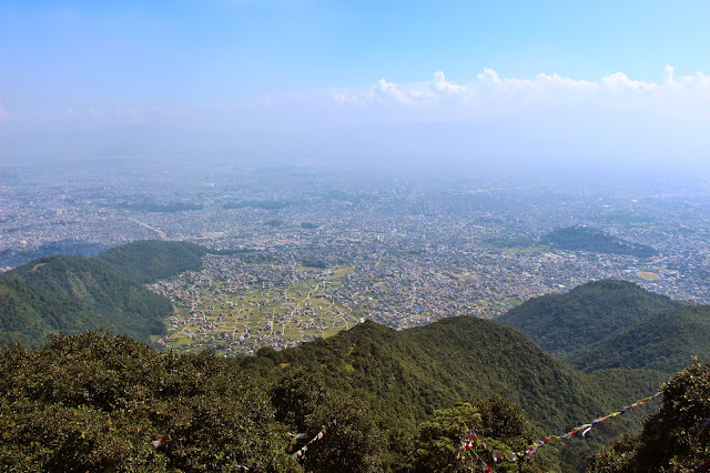 Nagarjun Jamacho Hill Trek