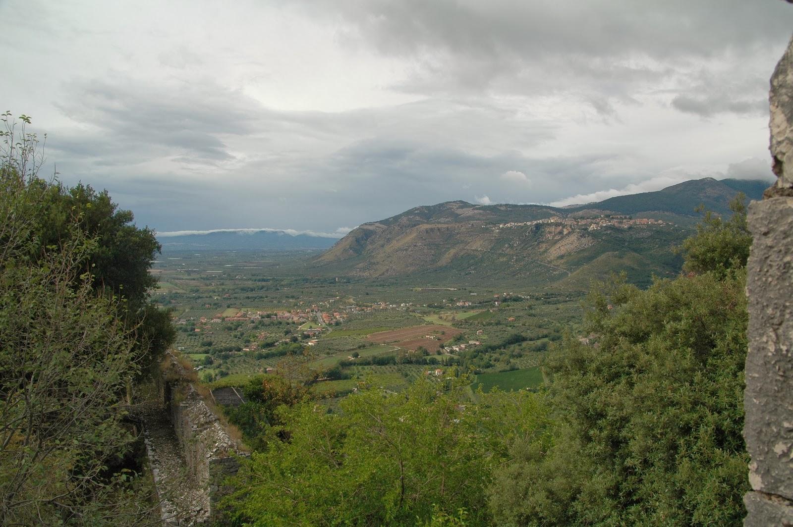 Vistao do Burgo Medieval e Castelo de Sermoneta