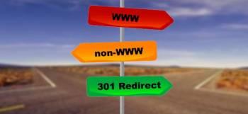 تحويل دومين www إلى بدون www