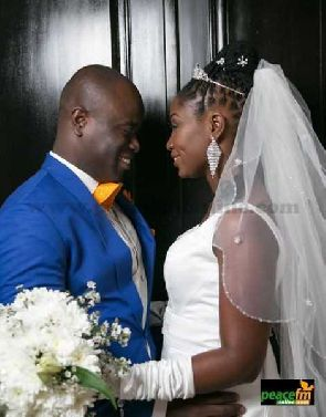 Nathaniel Attoh and wife welcomes baby girl