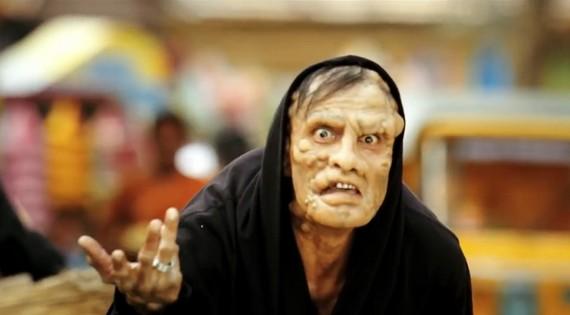Bollywood makeovers transformations - Vikram - I