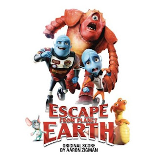 Escape From Planet Earth Canzone - Escape From Planet Earth Musica - Escape From Planet Earth Colonna Sonora - Escape From Planet Earth Partitura