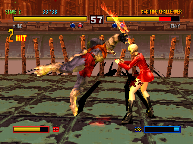 Bloody Roar 2 Rom Download