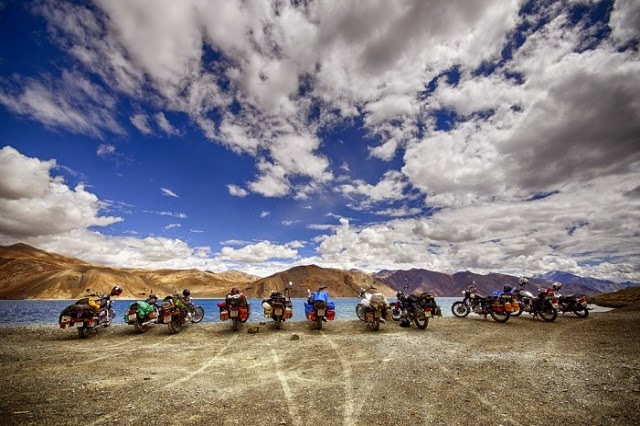 Leh Ladakh trip by road
