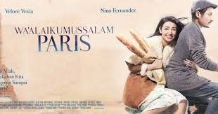 Downoad Film Indonesia Wa'alaikumussalam Paris 2016 - Free Download Film Indonesia Wa'alaikumussalam Paris 2016