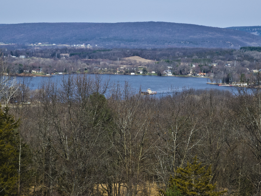 View of Colsac III from Ice Age Trail