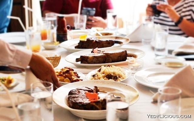 Wolfgang's Steakhouse Manila Philippines Blog Review Menu Best Steak in Manila Address Website Facebook Instagram Twitter, YedyLicious Manila Food Blog