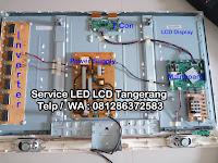 service lcd led tv binong permai tangerang