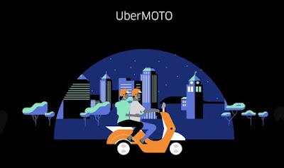 Sekarang UberMoto Meluncur Di Thailand, India dan Indonesia Kapan?