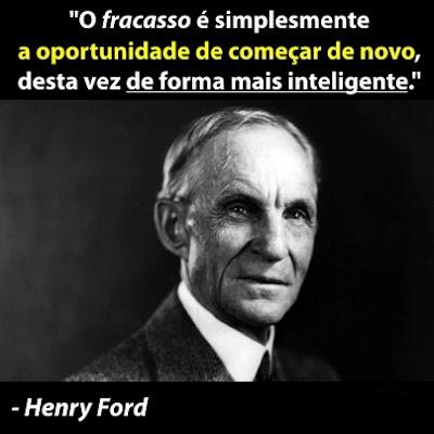 Sucesso e fracasso Henri Ford