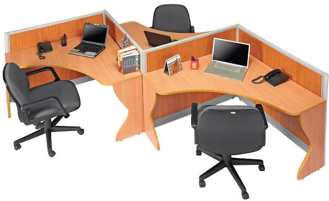 Kelebihan yang Dimiliki Meja Kantor Buatan Arkadia Furniture
