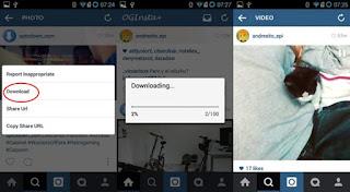 تحميل الصور و الفيديوهات من انستغرام عبر افضل بديل له Instagram Plus