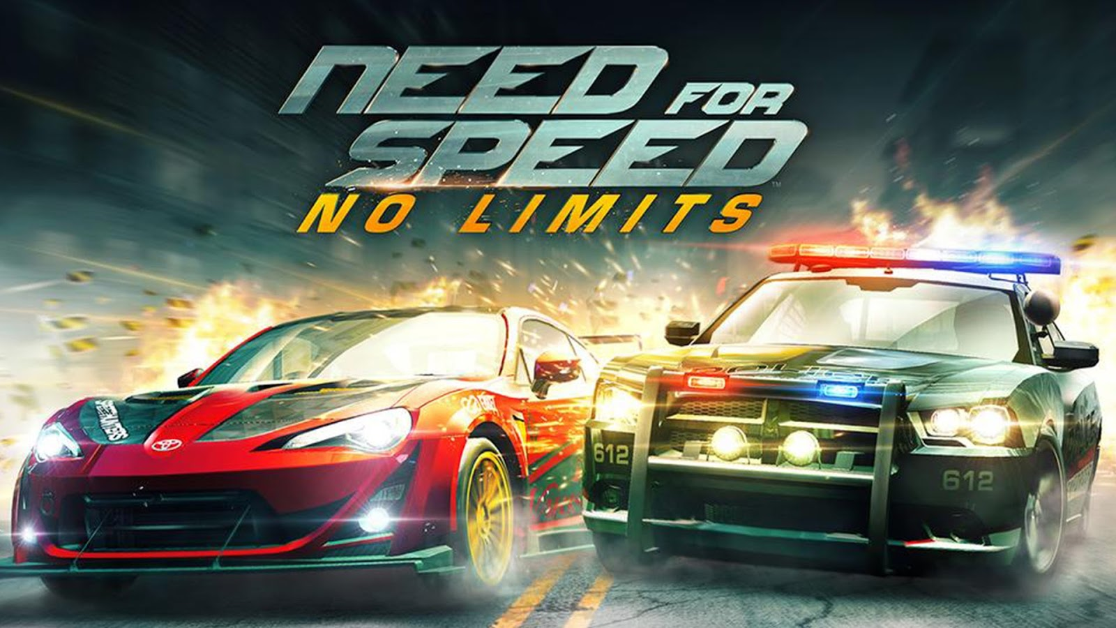 Need for Speed No Limits Nitro Hasar Para Hileli MOD APK İndir