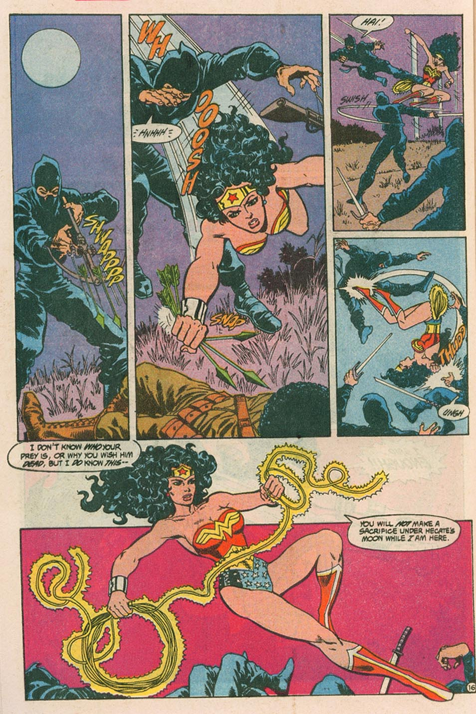 Read online Wonder Woman (1987) comic -  Issue #42 - 18