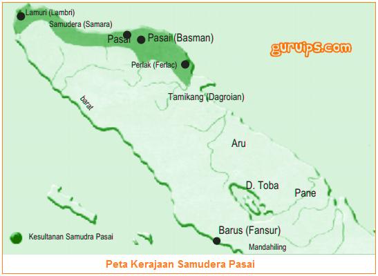 Peta Kerajaan Islam Samudera Pasai.png