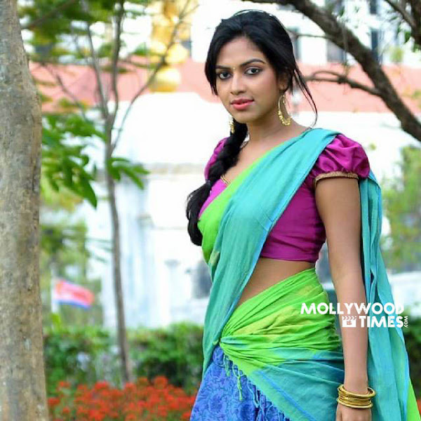 Amala Paul latest photos in saree
