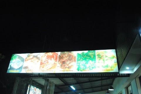 【优游泗水】第三天 一路赶车到Surabaya 〉晚餐