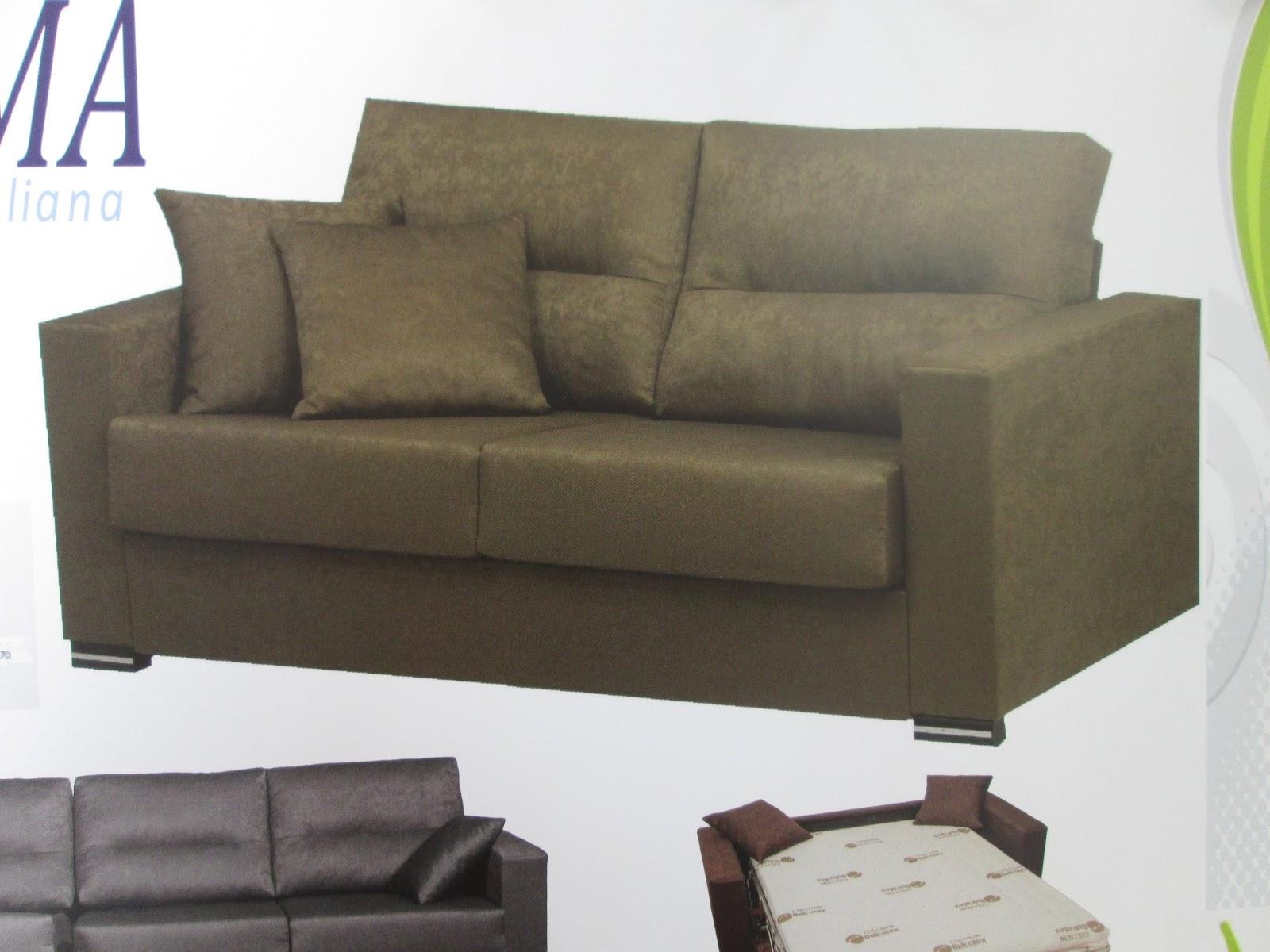 Muebles arcecoll sof cama sistema italiano 572 for Sofa cama sistema italiano