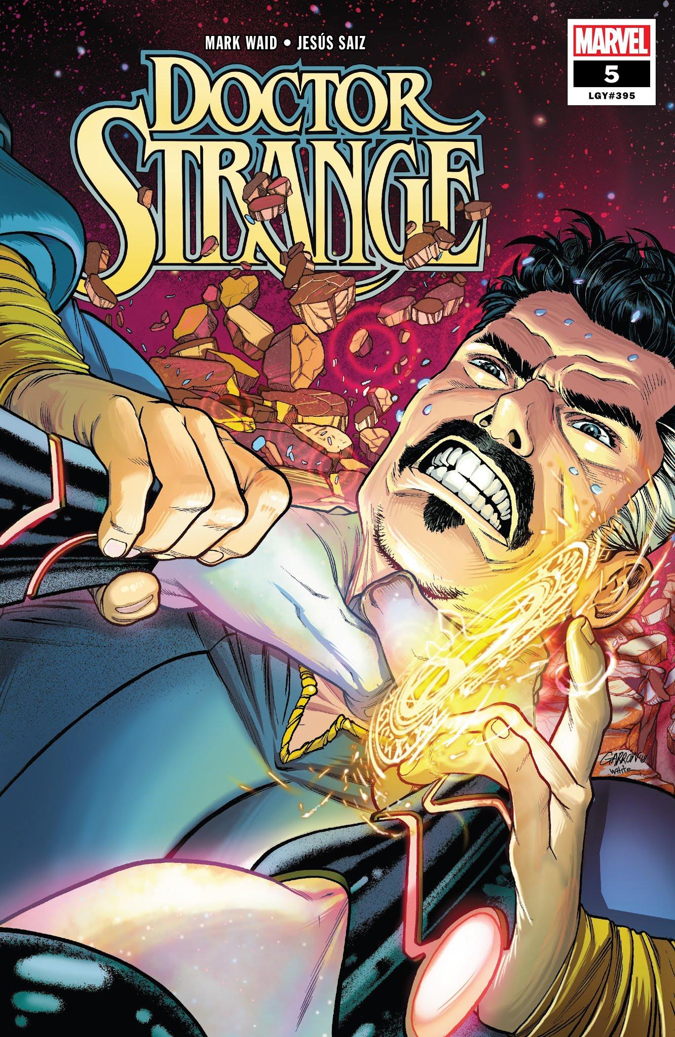 Doctor Strange (2018) 5 Page 1