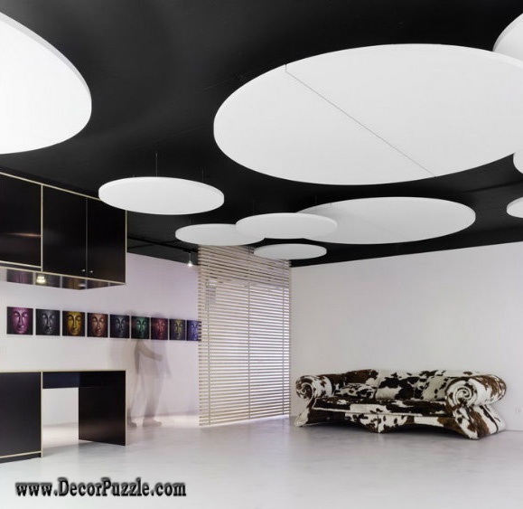 30 Creative Ceiling Decorating Ideas That Will Make Your: Unique Ceiling Design Ideas 2018 For Creative Interiors