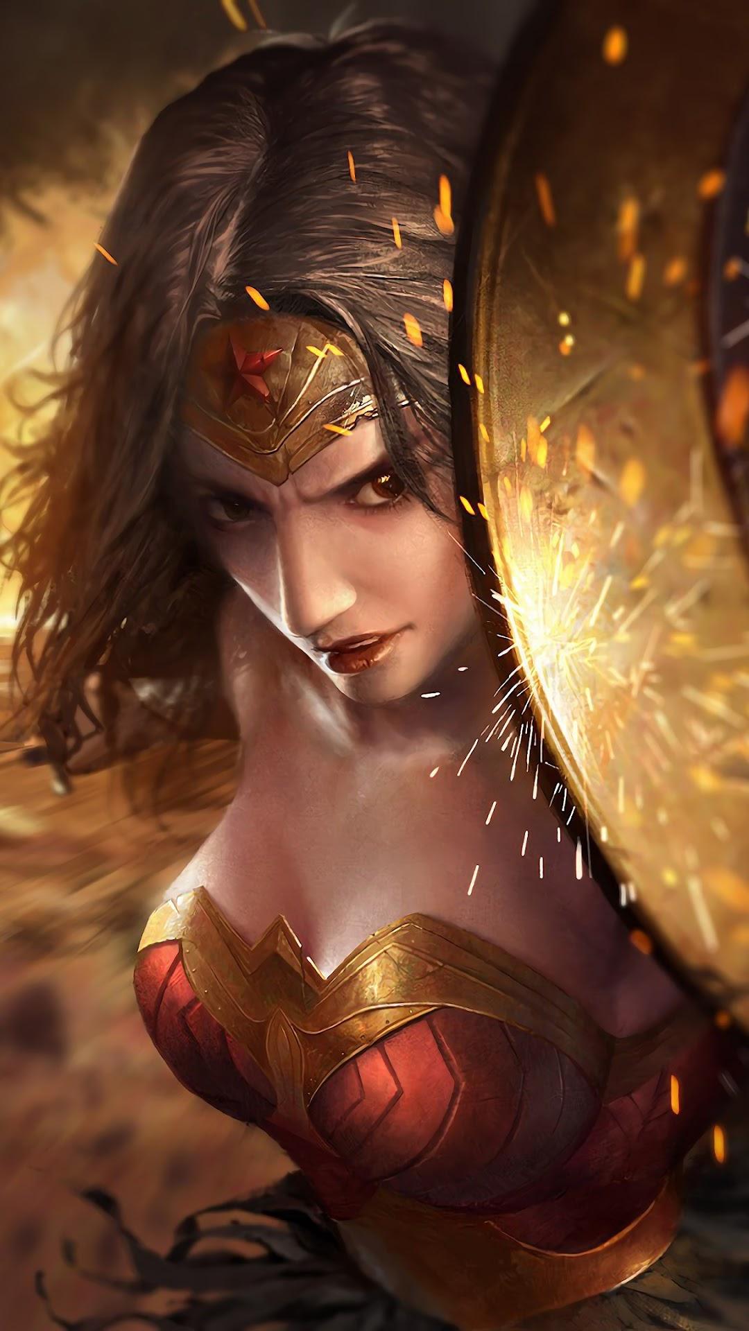 Wonder Woman 4k Wallpaper 9