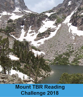 Mount TBR Reading Challenge 2018