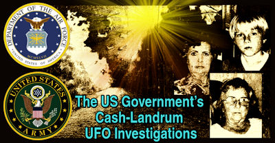 The US Government's Cash-Landrum UFO Investigations