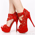 Ladies High Heeled Shoes area unit a Fashion Statement to Most girls | By Fashion Is Life