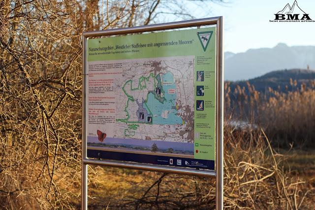 Rund um den Staffelsee - Premiumwanderweg mit vielen Einkehrmöglichkeiten - Best Mountain Artists - BMA Wandern in Bayern