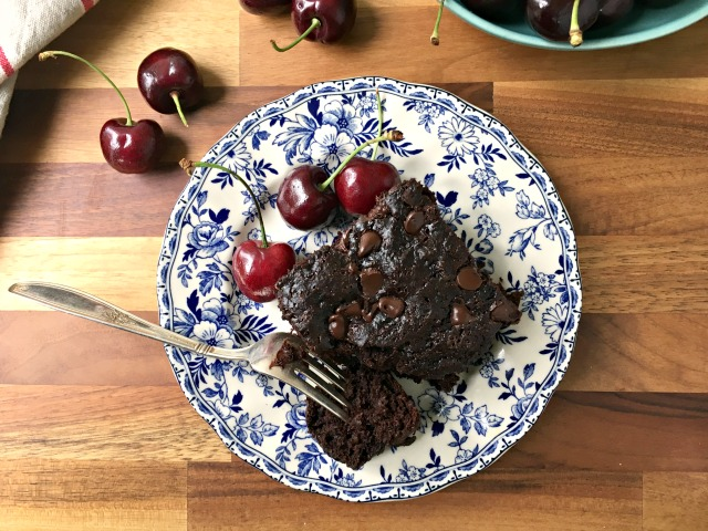Speedy Chocolate Beet Cake: A rich, moist chocolate cake made with grated raw beets.