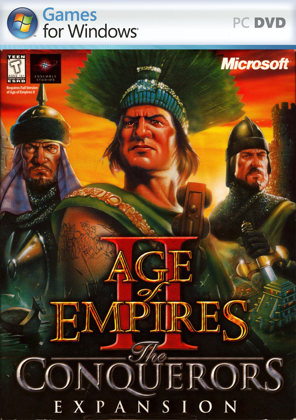 Age of Empires II The Conquerors Download Cover Free Game