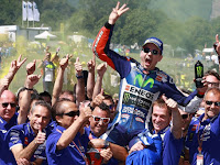 Jorge Lorenzo Mengulang  kenangan 2005 Di Race Mugello Italia