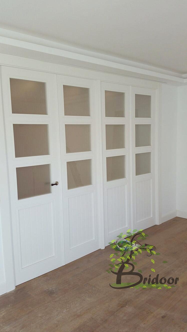 Bridoor s l vivienda con friso y puertas lacadas en chamart n - Puertas lacadas en madrid ...