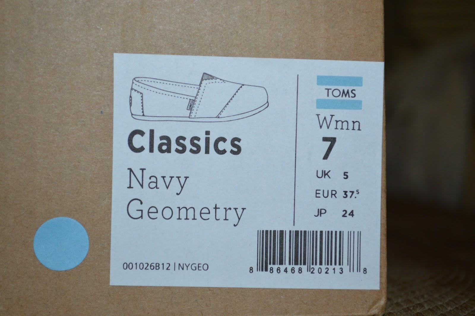 96afaa71115 I Love Orla Kiely  Geometry Toms