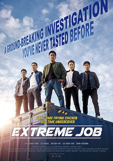 Review film Extreme Job