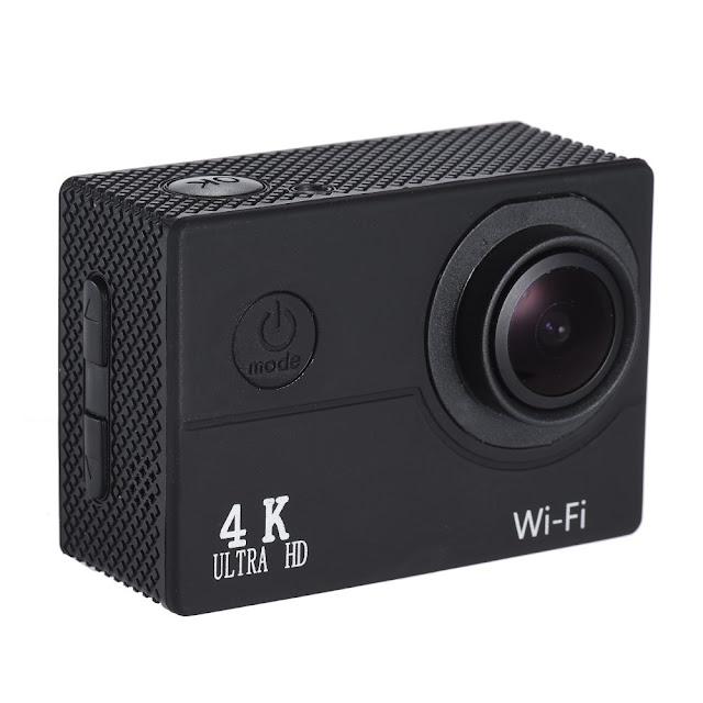 Camera hành trình quay video 4K
