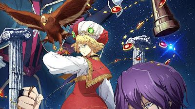 Shoukoku no Altair: Todos los capitulos (24/24) Sub-Esp - HD L - MEGA