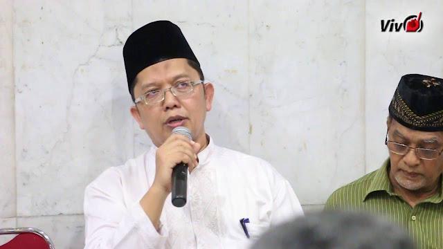 PKI Semakin Masif, Ustadz Alfian Tanjung Siap Debat Soal PKI dengan Siapapun di TV