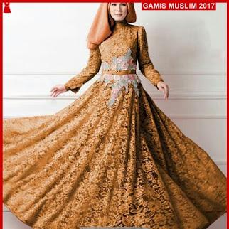 FGS11 Gamis Rahma Model Gamis Cantik BMGShop