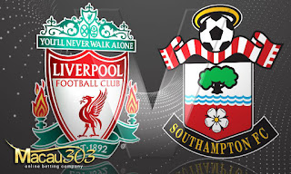 Prediksi Judi Bola Liverpool vs Southampton 7 Mei 2017
