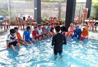 Kursus Les Renang Semarang