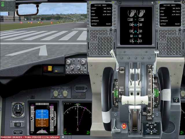 The Pretend Flyer Mini Review Ifly Jets 737 Ng Fsx