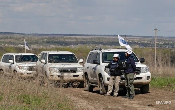 На Донбасі зменшилася кількість вибухів - ОБСЄ