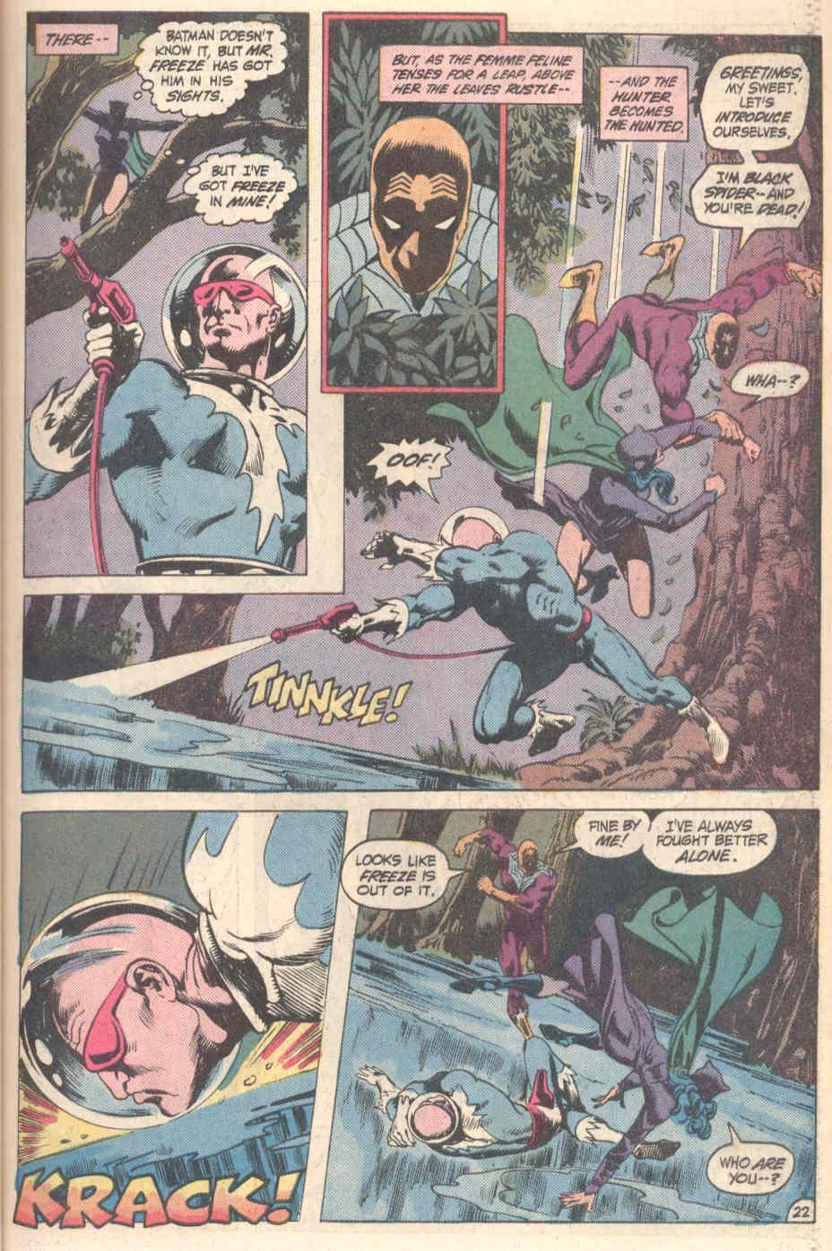 Detective Comics (1937) 526 Page 22