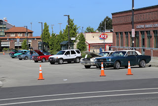Port Angeles Unearthed A Picture Is Worth A Thousand WordsBut A - Port angeles car show